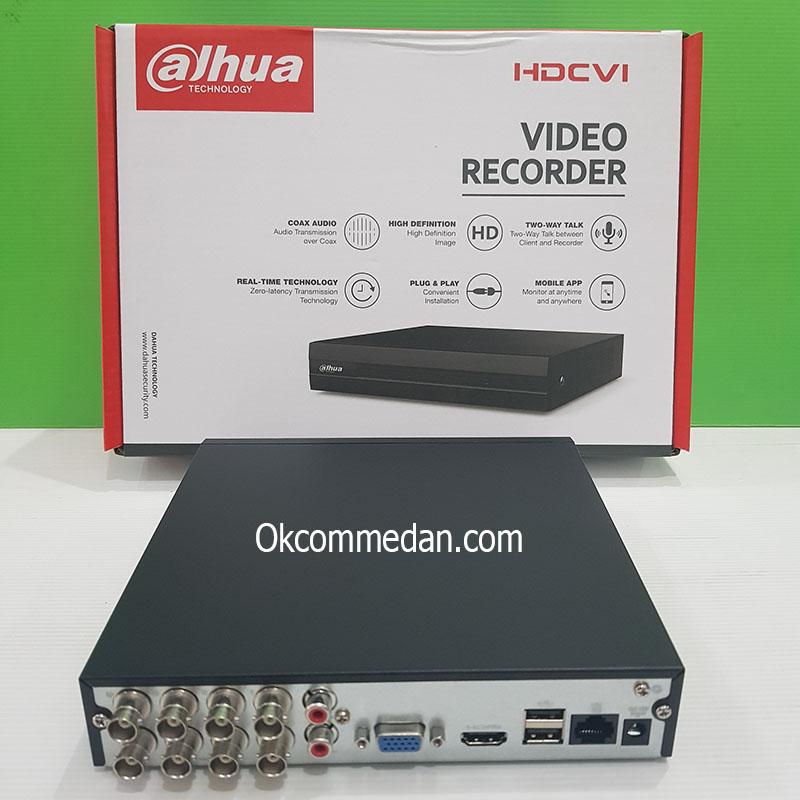 Jual Dahua XVR 8 Channel 2 Mp ( DH-XVR1A08 )