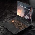 Asus TUF Gaming A15 Fx506ii Laptop AMD Ryzen 7 4800h