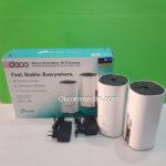 Tplink DECO E4 AC1200 Whole home Mesh Wifi System