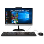 Jual Lenovo PC All in One V410z Intel Core i5 7400t