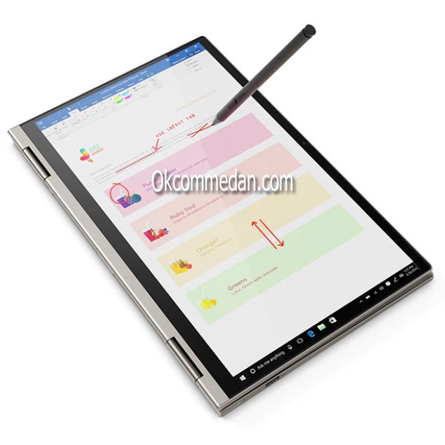 Jual Lenovo Laptop Yoga C740-14iml Intel Core i7 10510u