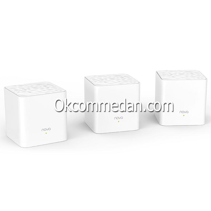 Jual Tenda Nova MW3 ( 3 Pack ) AC1200 Home Mesh Wifi System