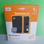 WD External SSD My Passport Go 1 TB