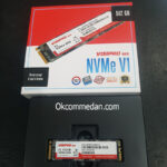 Visipro Red SSD NVME V1 512 Gb