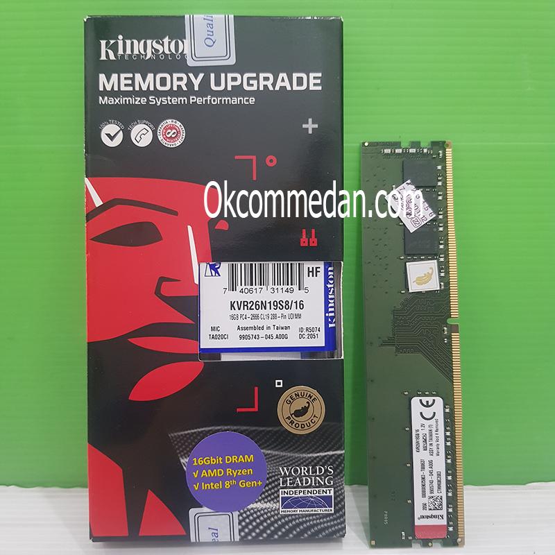 Kingstone Memory Longdimm DDR4 16 Gb PC4-2666