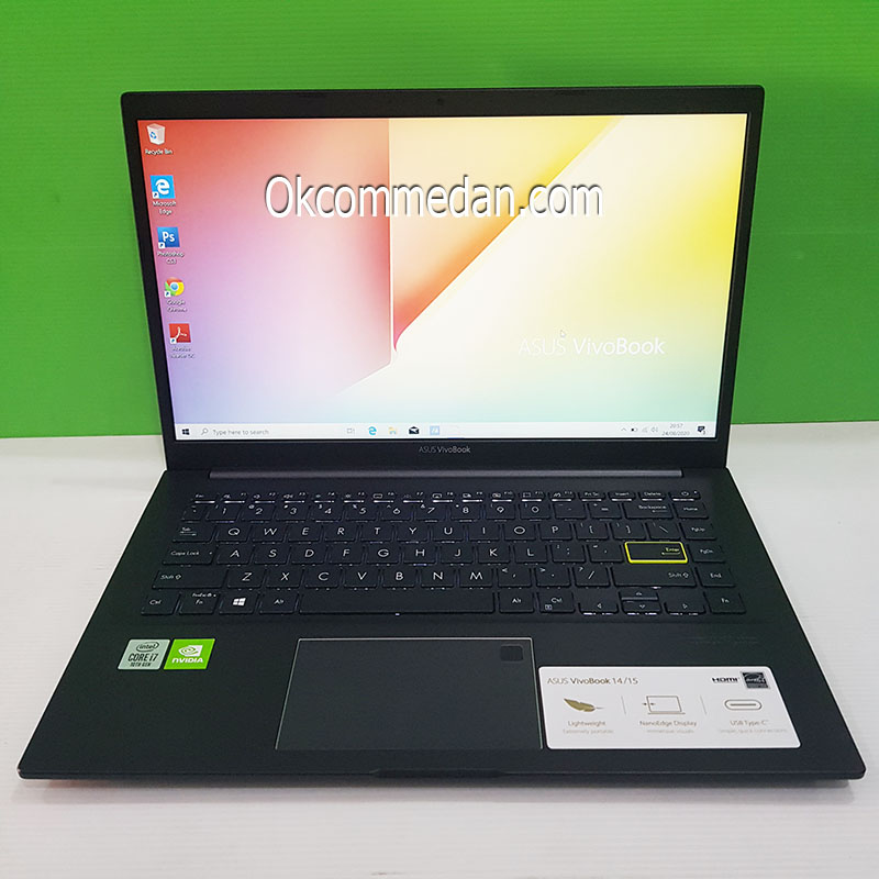 Asus Vivobook K413JQ Laptop Intel Core i5 1035G1