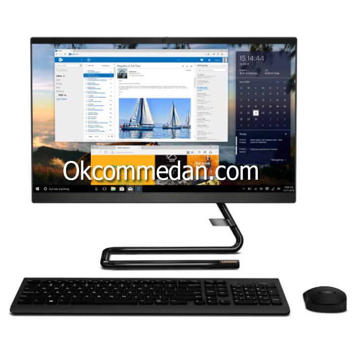 Lenovo PC Aio 3-22ADA05 AMD Ryzen 5 3500u