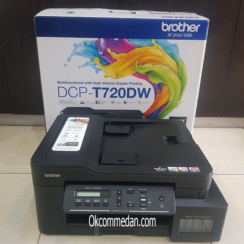 Jual Printer Brother DCP- T720dw Ink tank