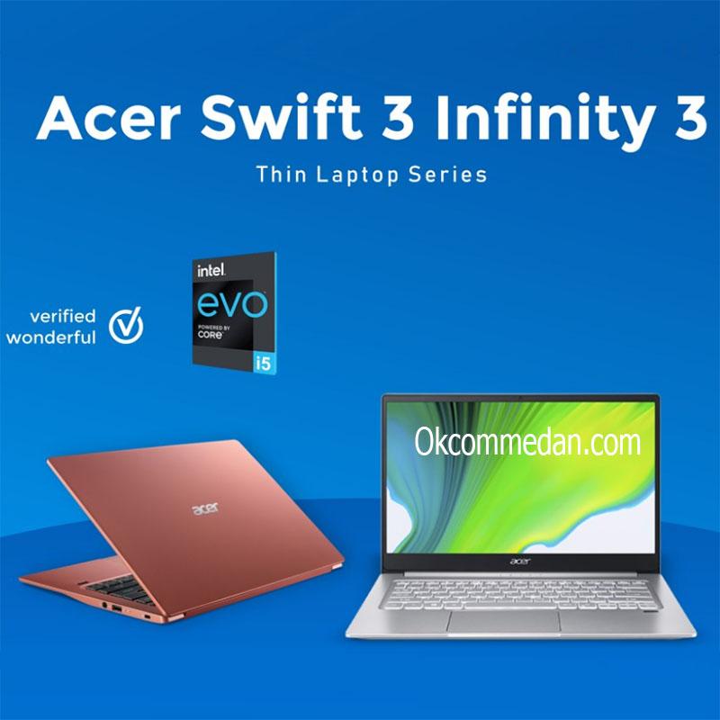 Laptop Acer Swift 3 Infinity 3 SF314-59 Intel Core i5 1135G7