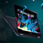 Asus Laptop Vivobook Flip TM420ua AMD Ryzen 3 5300u