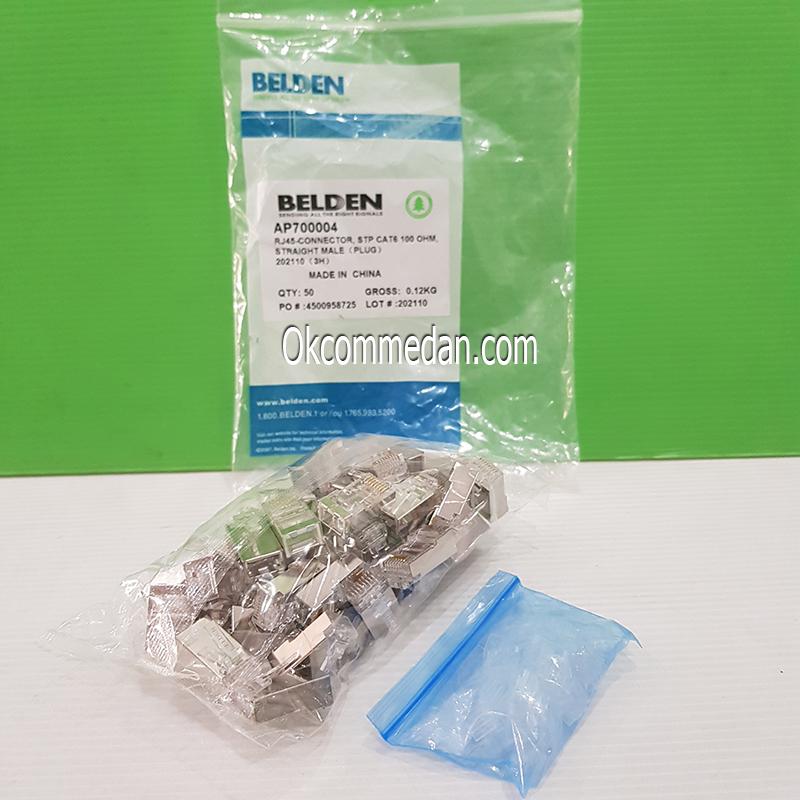 Belden Connector Rj45 Cat6 STP