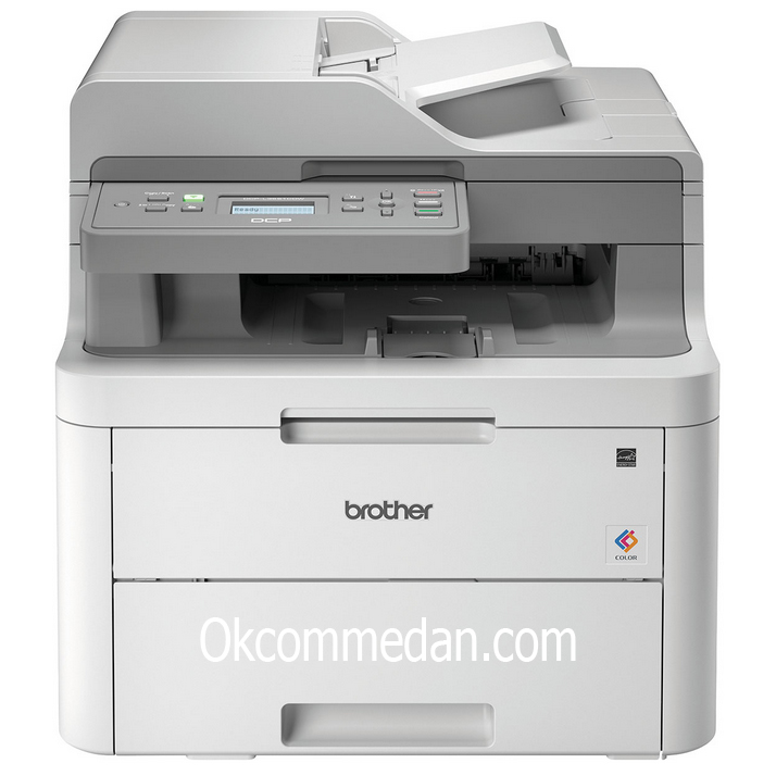 Brother DCP-L3551CDW Color LED Printer Multifungsi