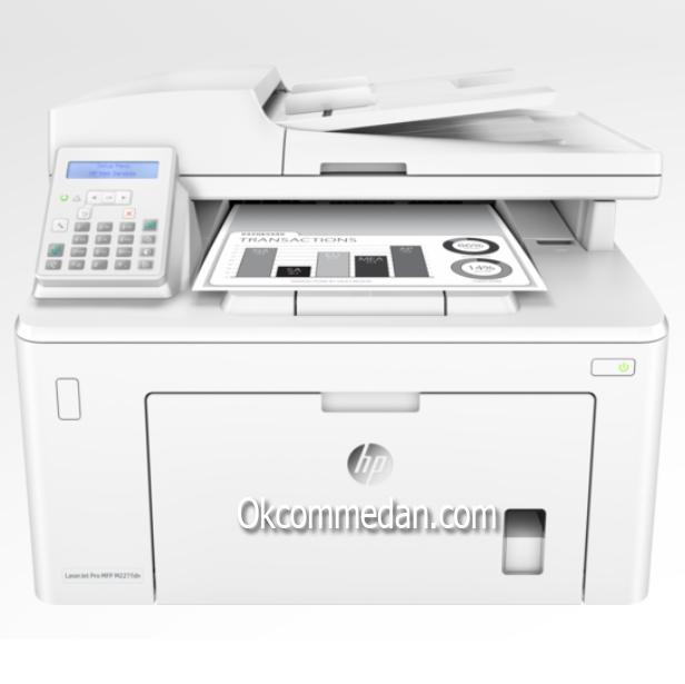 HP Laserjet Monochrome MFC M227FDN