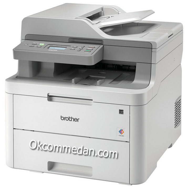 Jual Brother DCP-L3551CDW Color LED Printer Multifungsi