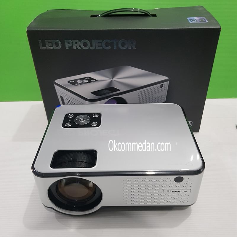 Jual Cheerlux Projector Mini C9 Wireless