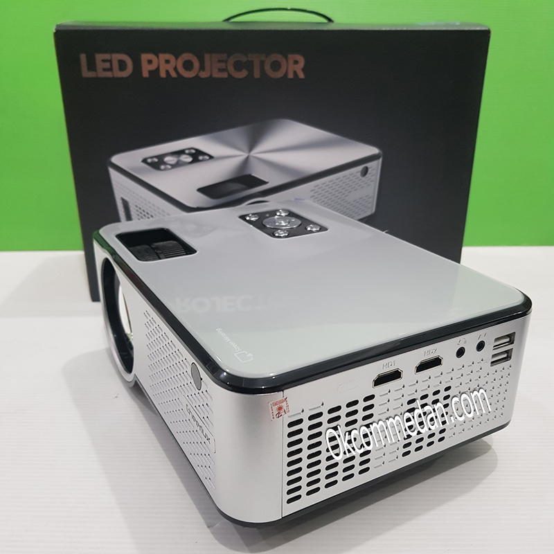 Jual Projector Mini Cheerlux C9 Wireless
