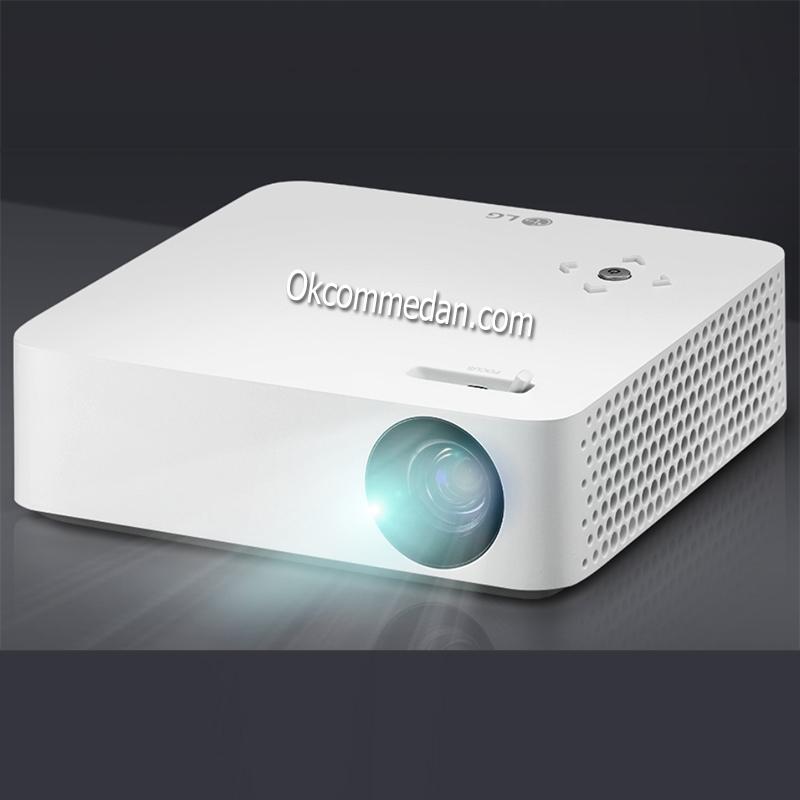 LG PH30N LED Projector Portable Build in Baterai