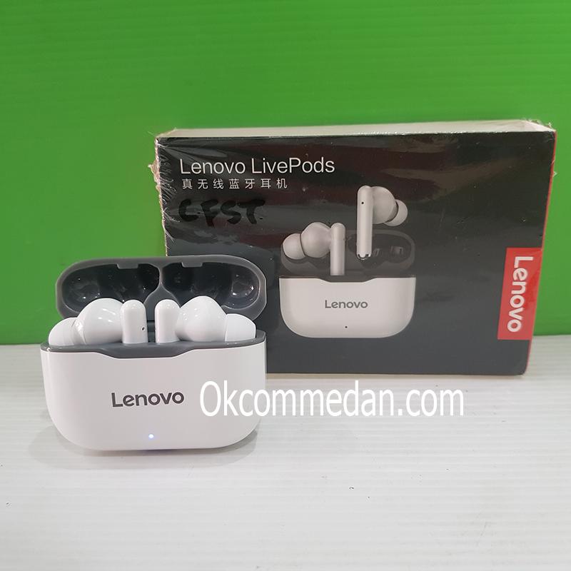 Lenovo Earphone Bluetooth TWS LivePods LP1
