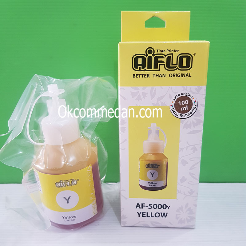 Aiflo Tinta Brother AF 5000 Yellow