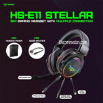 NYK HS-E11 Stellar Headset Gaming