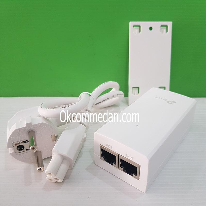 Jual Tplink Passive PoE Adaptor 24 VDC Gigabit