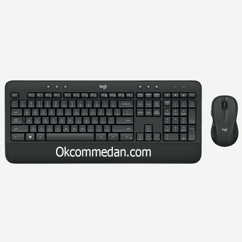 Logitech MK545 Wireless Keyboard dan Mouse
