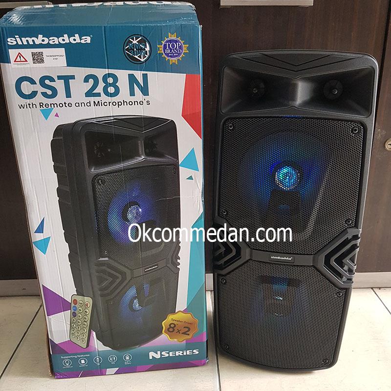 Simbadda Speaker CST 28n