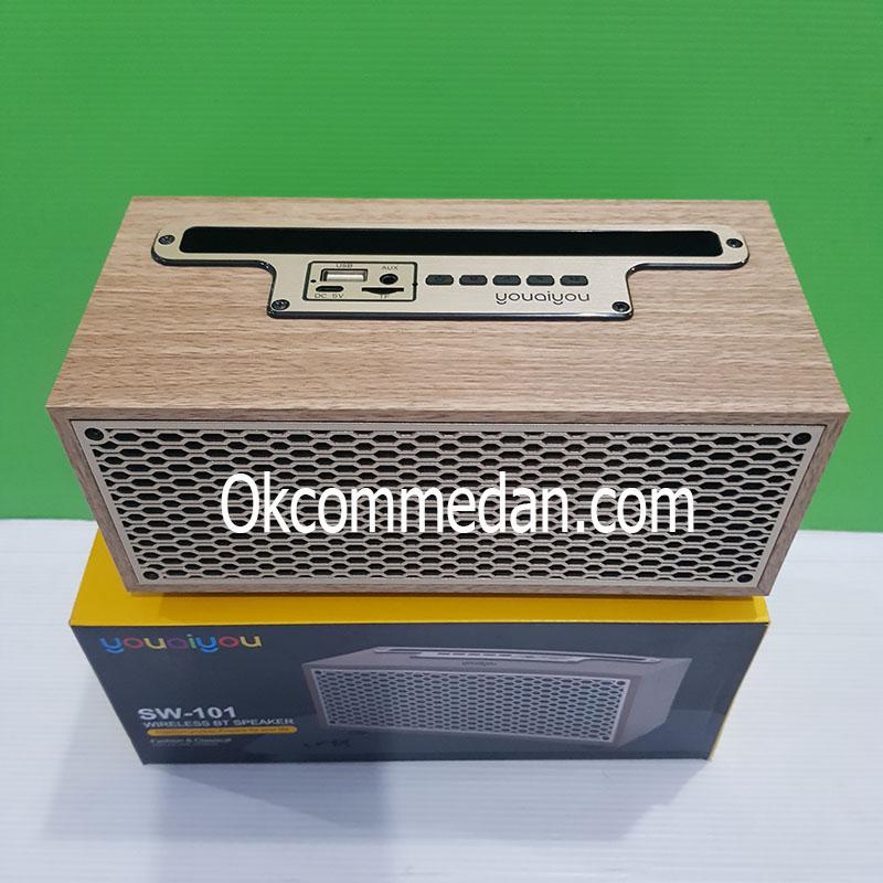 Jual Speaker Wireless Bluetooth Youqiyou SW-101