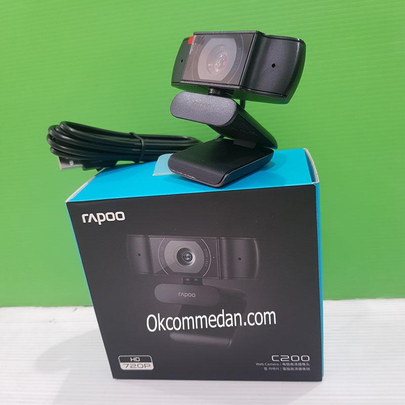 Jual Webcam Rapoo C200 Resolusi 720p