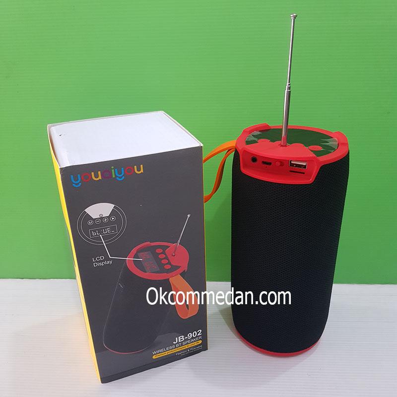 Jual Youqiyou JB-902 Wireless Bluetooth Speaker