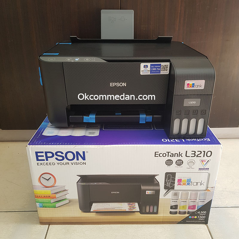 Printer Ink Tank Epson L3210