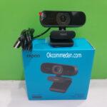 Webcam Rapoo C260 Resolusi 1080p