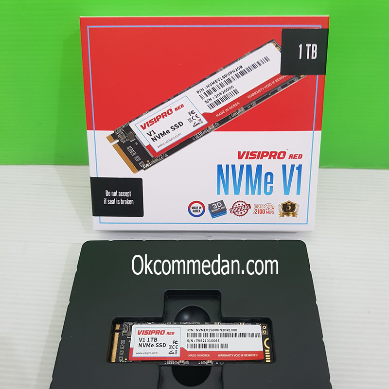 SSD Visipro RED NVME V1 1 TB