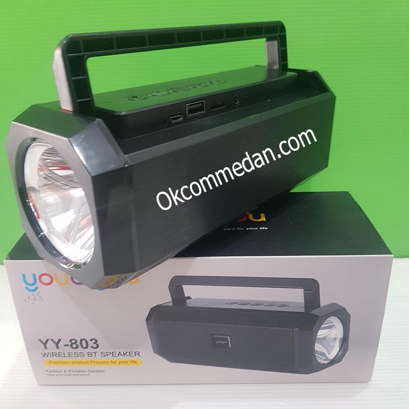 Speaker Wireless Bluetooth Youqiyou YY-803