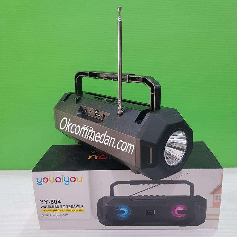 Speaker Wireless Bluetooth Youqiyou YY-804