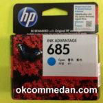 Tinta  HP 685 Biru