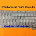 Keyboard Baru untuk Notebook Toshiba A200