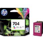 Jual Tinta Warna  HP 704 Color