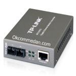 Tplink MC210Cs Gigabit Ethernet MEdia Converter