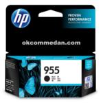 HP 955 Black Ink Catridge HP asli