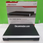 Hikvision NVR 16 Channel  ( DS-7616Ni-k2 ) Non Poe