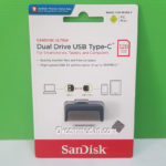 Sandisk Dual Flash Drive USB Tipe-C 128 Gb