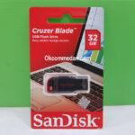 Jual Flash Drive Sandisk Cruzer Blade 32 Gb