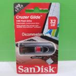 Sandisk USB Flash Drive Cruzer Glide 32 Gb