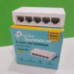 Tplink Desktop Switch 5 port 10/100mbps ( LS1005 )