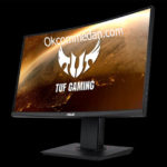 Asus TUF Gaming VG24VQ Curved LED Monitor