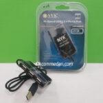 NYK USB 2.0 Hub 4 Port ( NYK-HUB-43 )