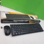 Fantech WK-893 Keyboard dan Mouse Wireless