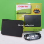 Toshiba Harddisk Eksternal Canvio Basic 2 TB