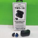 Remax TWS-16 Earphone Wireless Bluetooth